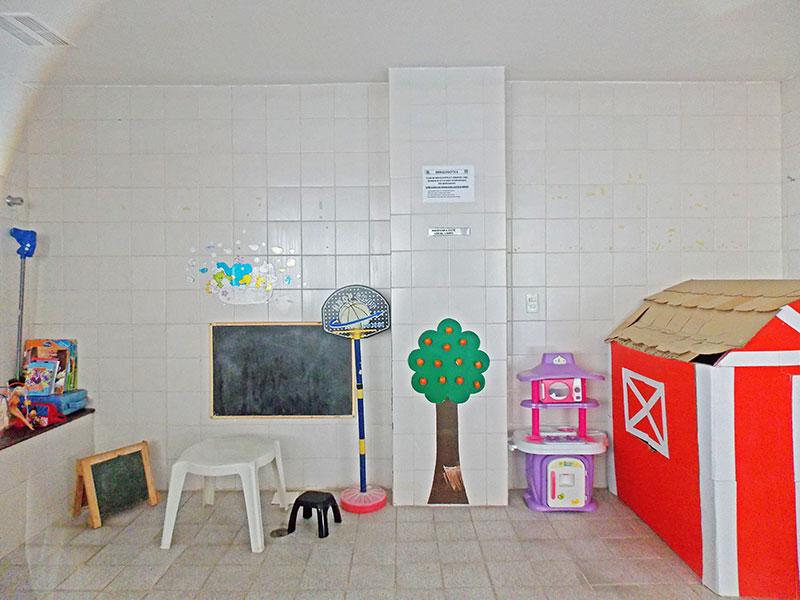 Jabaquara, Cobertura Duplex-Brinquedoteca.