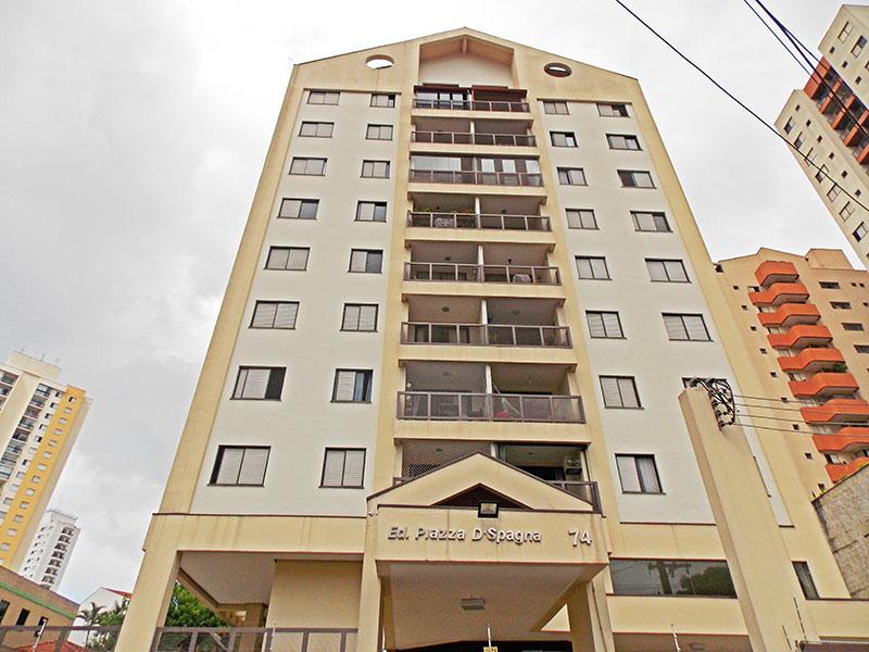 Jabaquara, Cobertura Duplex-Fachada.