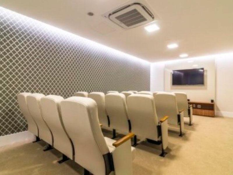 Ipiranga, Studio-Sala de Cinema.