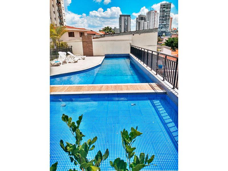 Jabaquara, Apartamento Garden-Piscina.