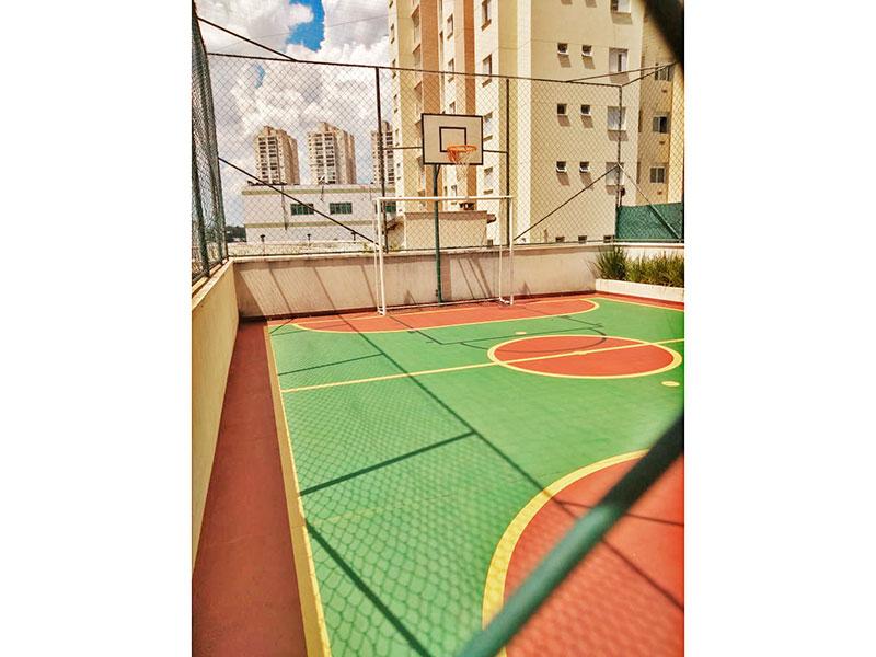 Jabaquara, Apartamento Garden-Quadra de esporte.