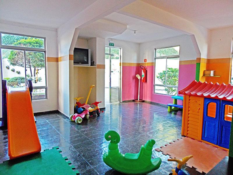 Jabaquara, Apartamento Padrão-Brinquedoteca.