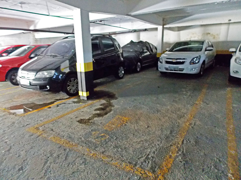 Ipiranga, Apartamento Padrão-Garagem.