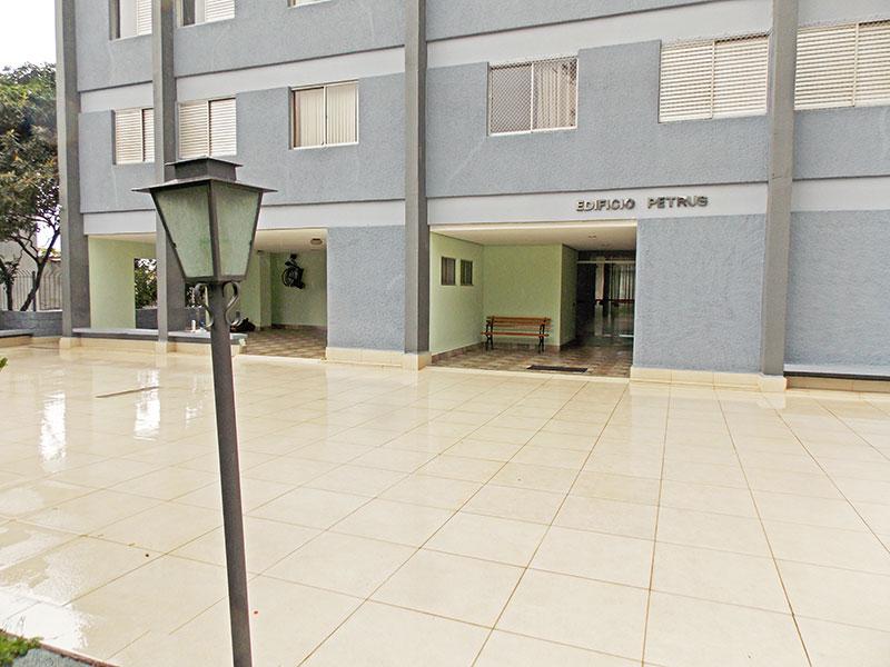 Sacomã, Apartamento Padrão-Entrada.