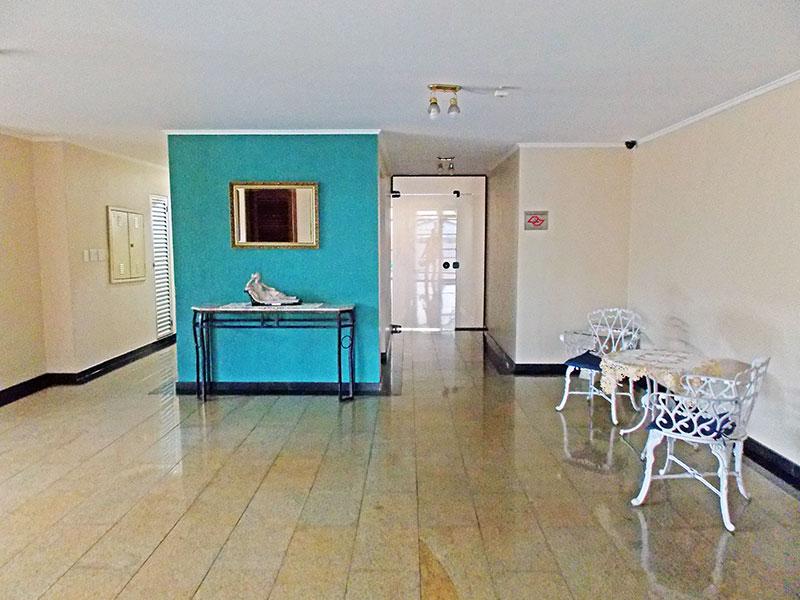 Ipiranga, Cobertura Duplex-Hall de entrada.