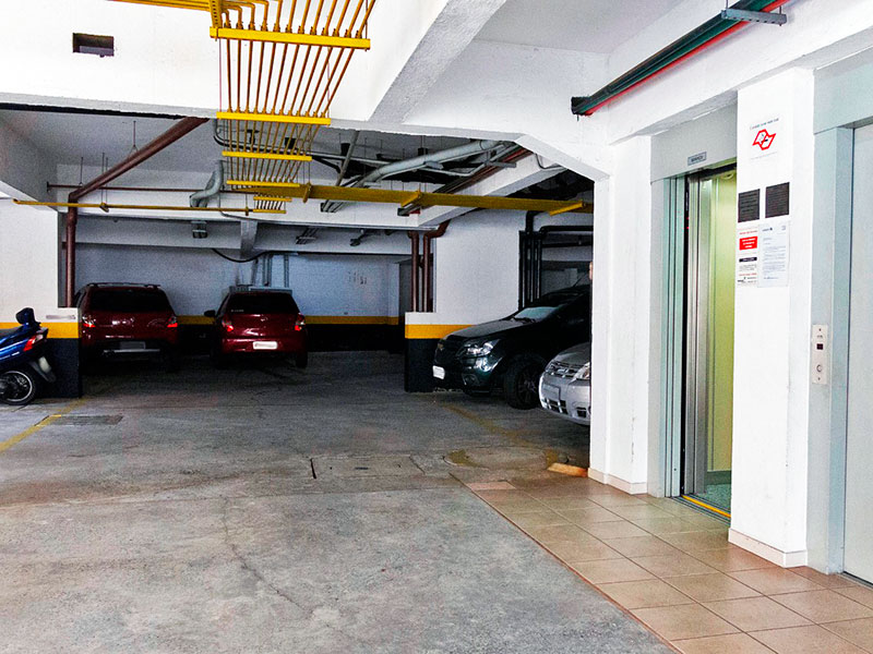 Jabaquara, Studio-Garagem.