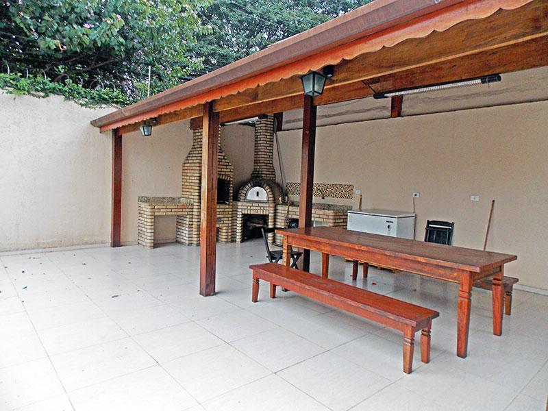 Ipiranga, Apartamento Padrão-Área gourmet.