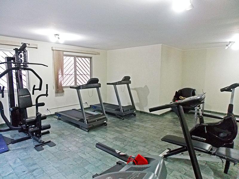 Ipiranga, Apartamento Padrão-Academia.