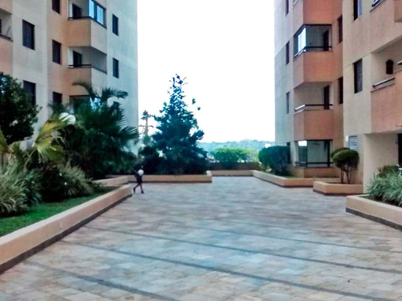Jabaquara, Apartamento Padrão-Área Externa.