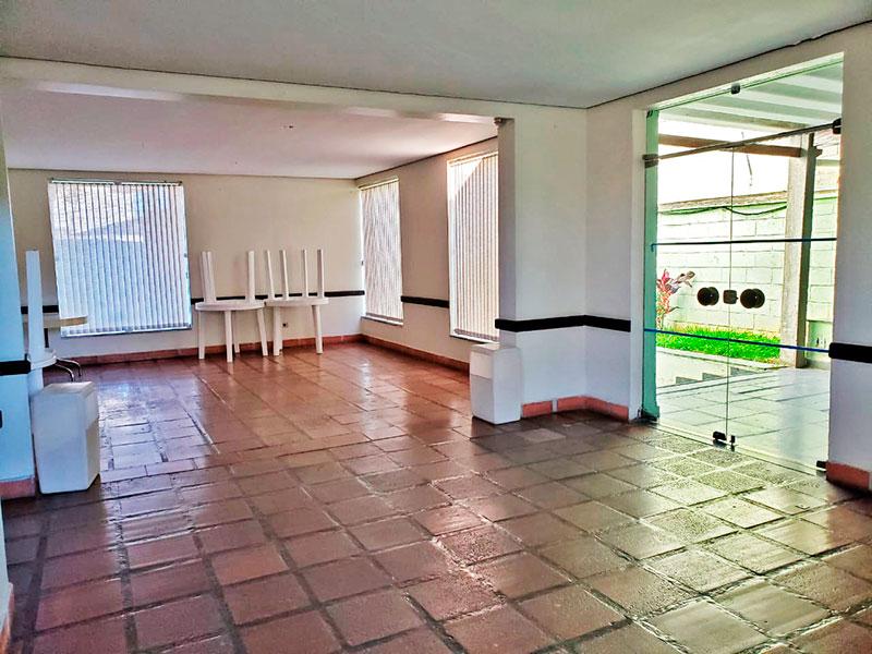 Jabaquara, Apartamento Padrão-Salão de festas.