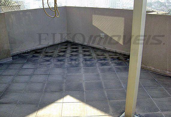 Sacomã, Cobertura Duplex-Área livre