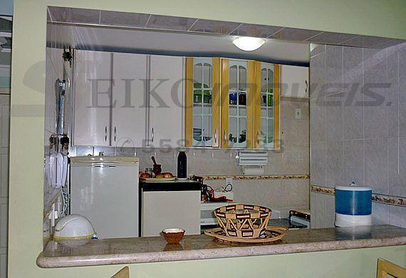 Sacomã, Apartamento Padrão-Cozinha americana