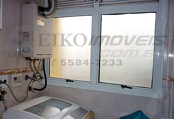 Sacomã, Apartamento Padrão-Aquecedor de passagem na área de serviço