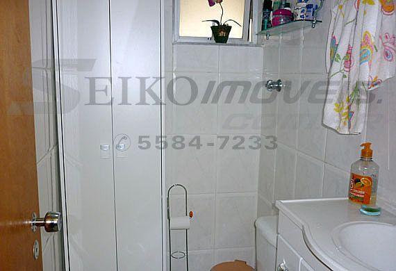Jabaquara, Apartamento Padrão-Banheiro social reformado