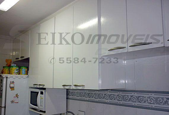 Jabaquara, Apartamento Padrão-Armários planejados da cozinha