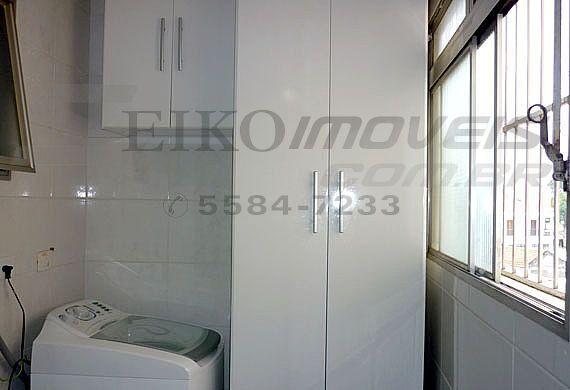 Jabaquara, Apartamento Padrão-Área de serviço com armários
