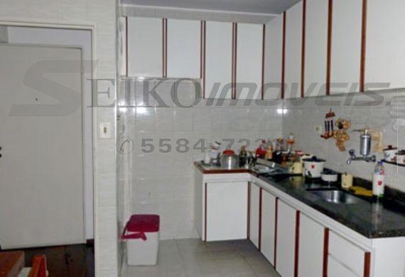 Jabaquara, Apartamento Padrão-Armários da cozinha