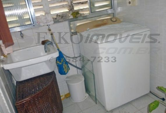 Jabaquara, Apartamento Padrão-Área e banheiro de serviço