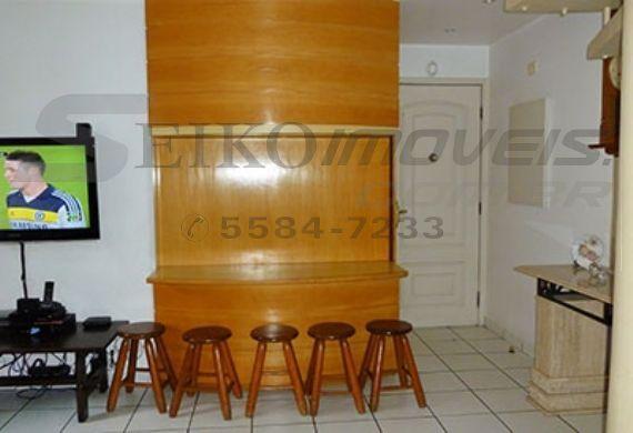 Jabaquara, Cobertura Duplex-Sala de jantar