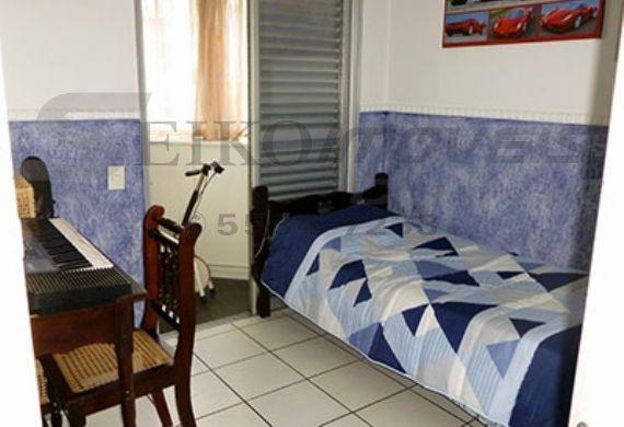 Jabaquara, Cobertura Duplex-1º dormitório
