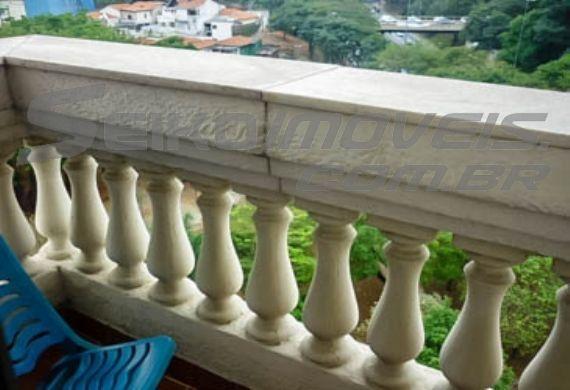 Jabaquara, Apartamento Padrão-Varanda da suíte