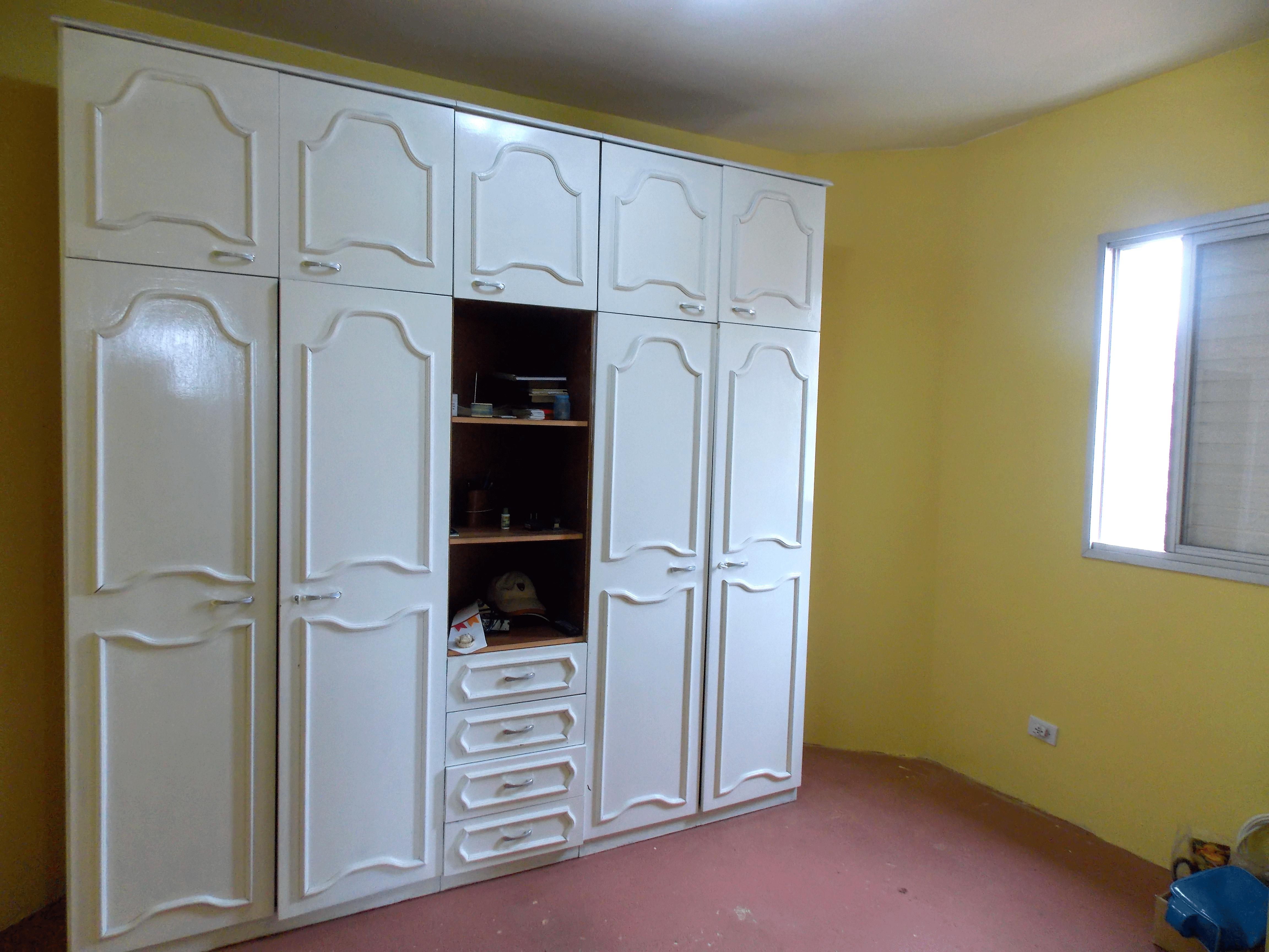 Jabaquara, Apartamento Padrão-2º Quarto no contra piso.