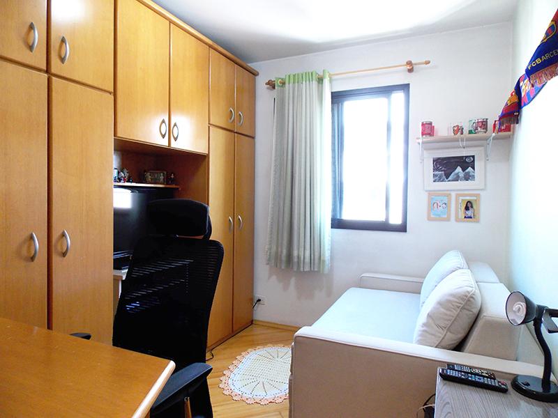 Jabaquara, Apartamento Padrão-2º dormitório com piso laminado