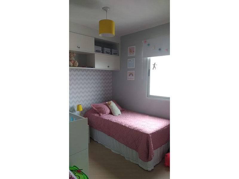 Jabaquara, Apartamento Padrão-Dormitório com piso laminado e armários planejados.