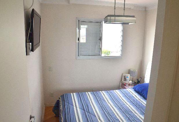Sacomã, Apartamento Padrão-Suíte com piso laminado.