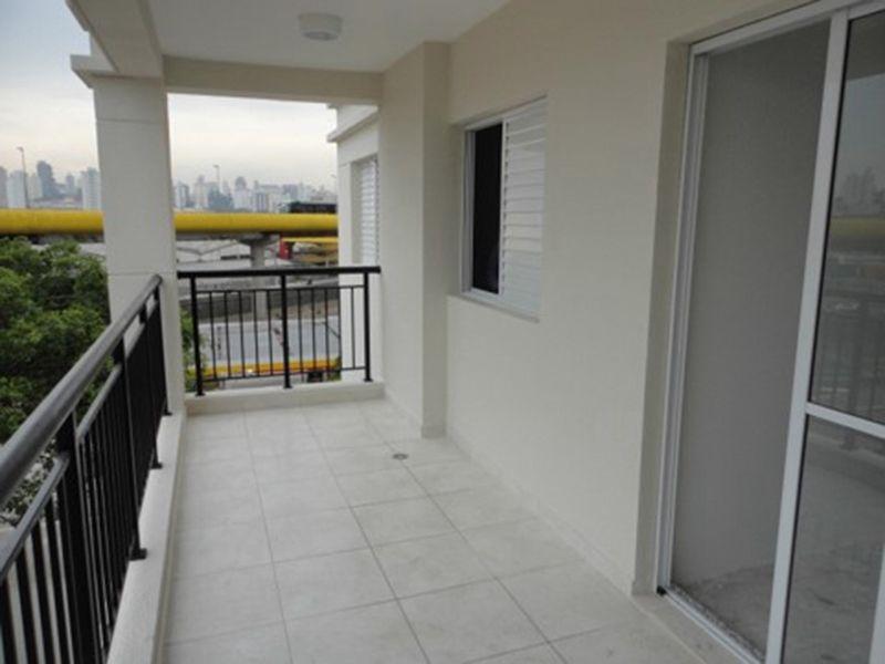 Ipiranga, Apartamento Padrão-Varanda com piso de cerâmica.