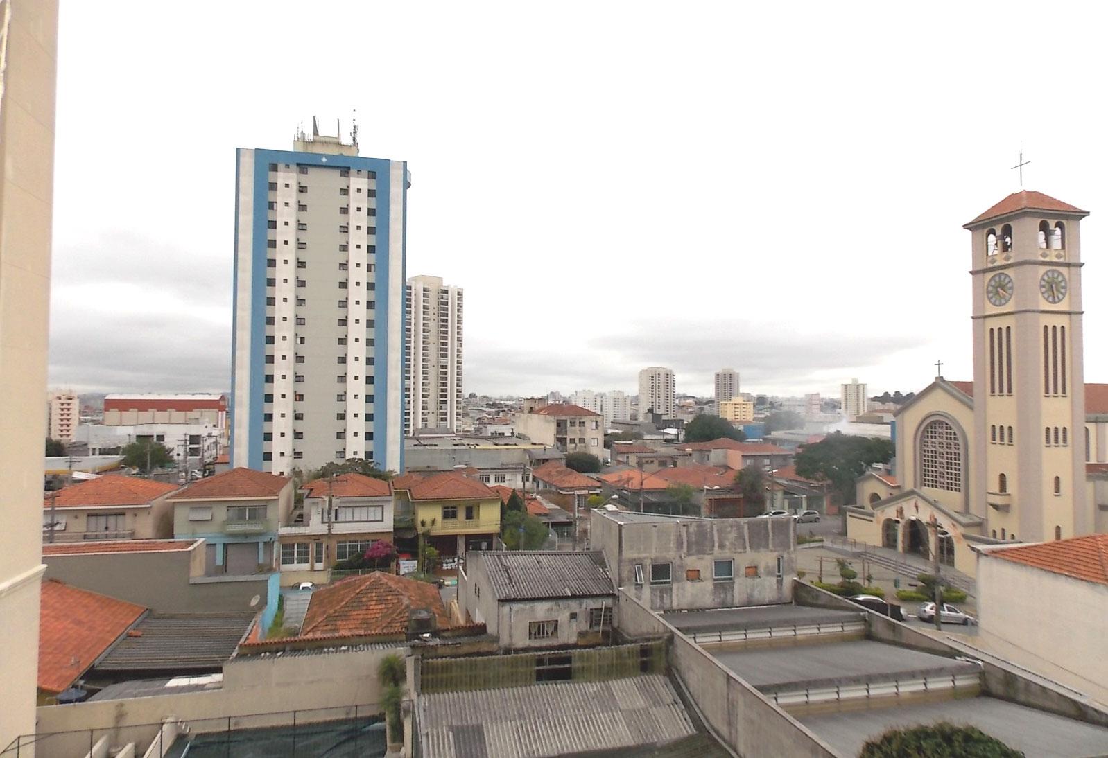 Sacomã, Apartamento Padrão-VISTA DA JANELA