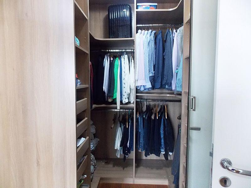 Jabaquara, Apartamento Padrão-Closet da suite