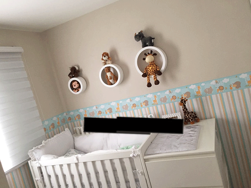 Jabaquara, Apartamento Padrão-Dormitório com papel de parede.