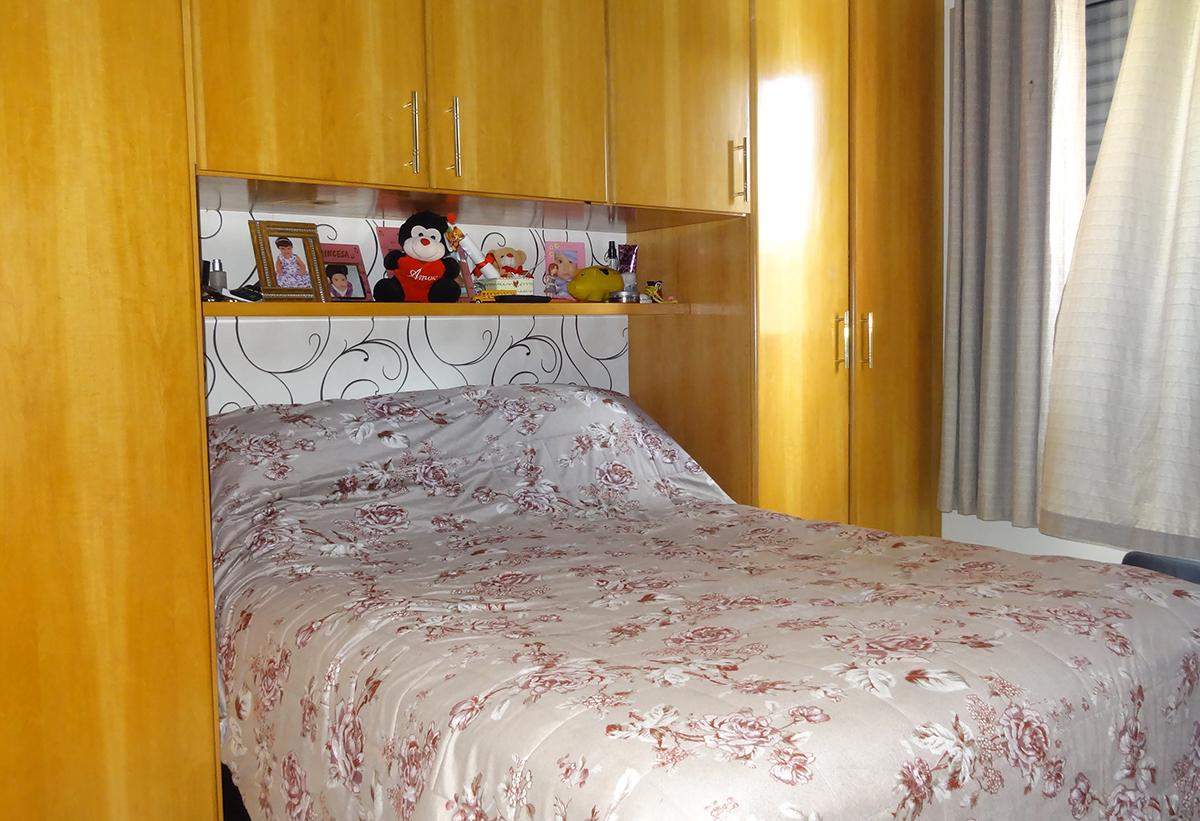 Sacomã, Apartamento Padrão-SUÍTE COM PISO LAMINADO E ARMÁRIOS PLANEJADOS
