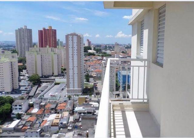 Sacomã, Apartamento Padrão-VARANDA GOURMET COM PISO DE CERÂMICA, CHURRASQUEIRA E PIA DE GRANITO.