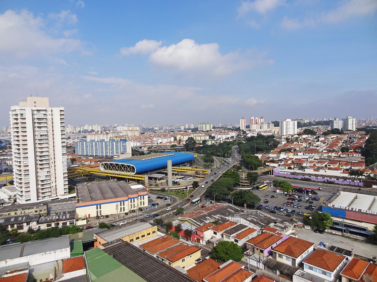 Ipiranga, Apartamento Padrão-Vista da varanda