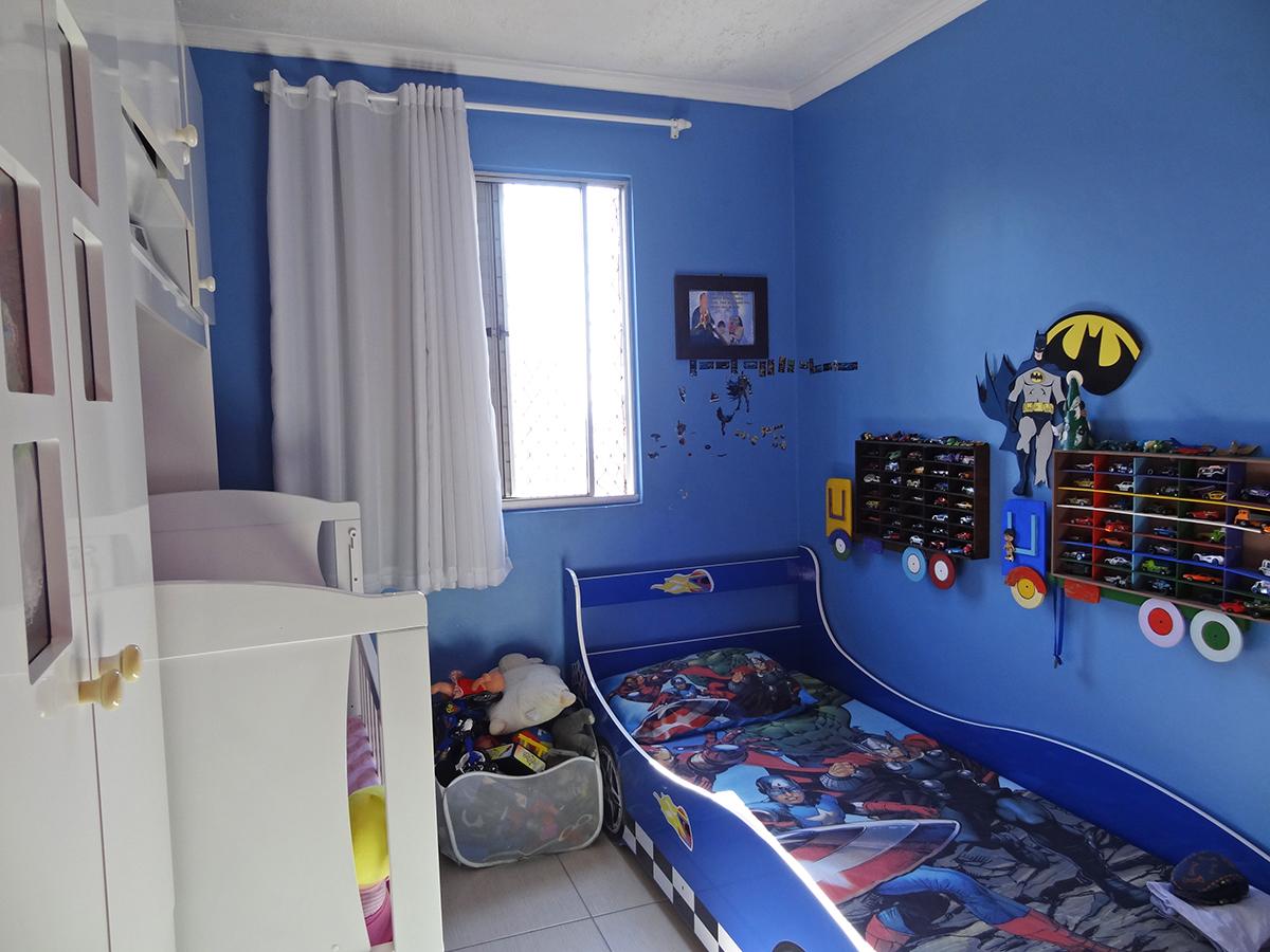 Sacomã, Apartamento Padrão-DORMITÓRIO COM PISO DE CERÂMICA E TETO COM MOLDURA DE GESSO.