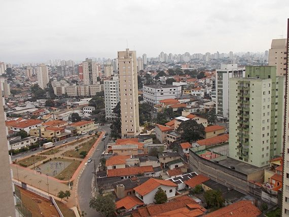 Jabaquara, Apartamento Padrão-Vista da Varanda