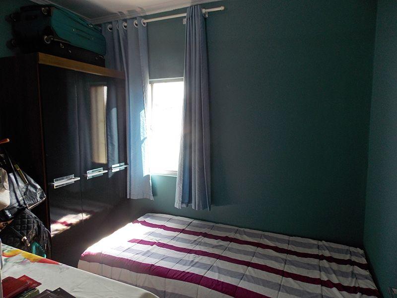 Sacomã, Apartamento Padrão-Terceiro dormitório com piso laminado e teto com moldura de gesso.