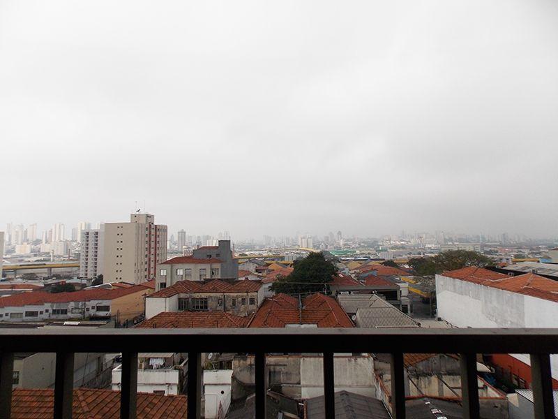 Ipiranga, Apartamento Padrão-Vista da sacada