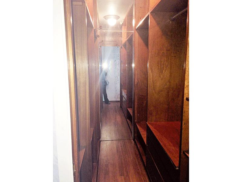 Ipiranga, Apartamento Padrão-Closet da suíte.