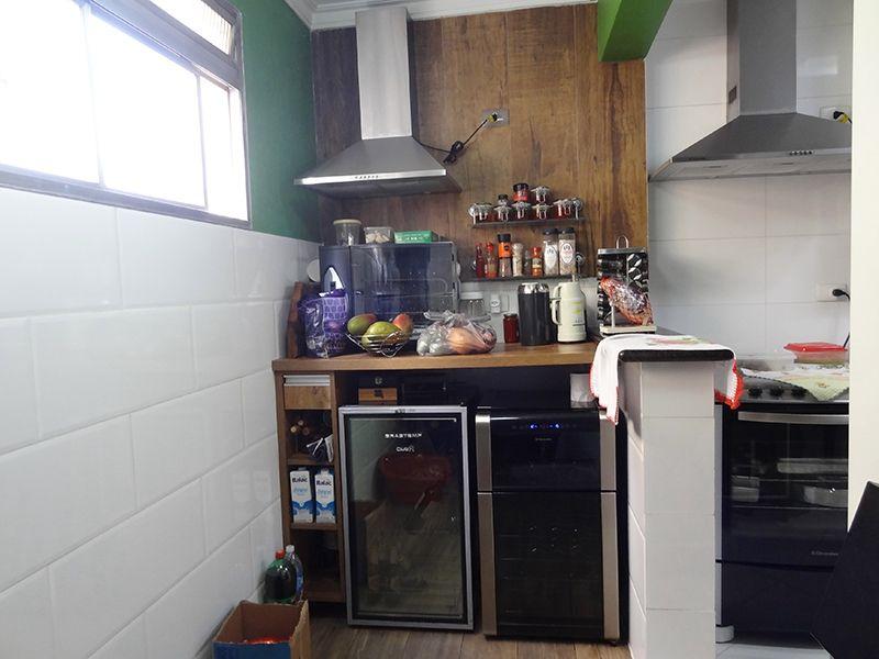 Jabaquara, Apartamento Padrão-área de serviço com churrasqueira.