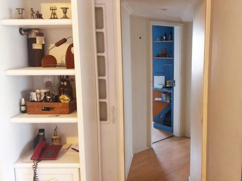 Jabaquara, Apartamento Padrão-Terceiro dormitório com piso laminado.
