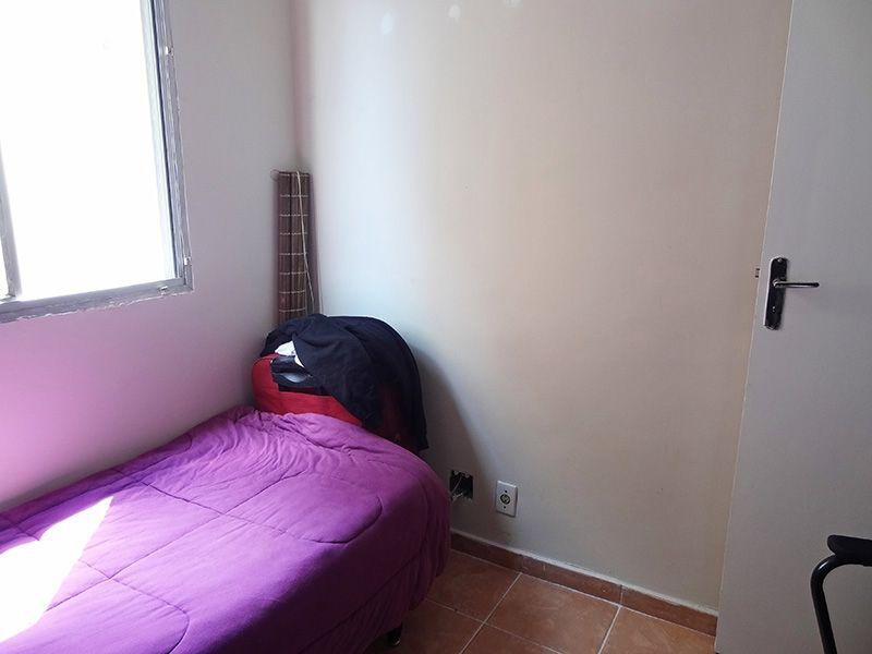 Sacomã, Apartamento Padrão-Segundo dormitório com piso de cerâmica.