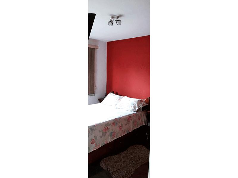 Sacomã, Apartamento Padrão-1º dormitórios com piso laminado.