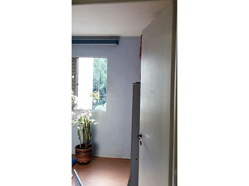 Sacomã, Apartamento Padrão-2º dormitório com piso laminado.