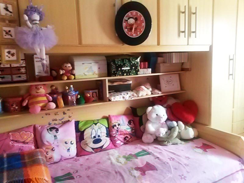 Sacomã, Apartamento Padrão - Dormitórios com armários planejados.