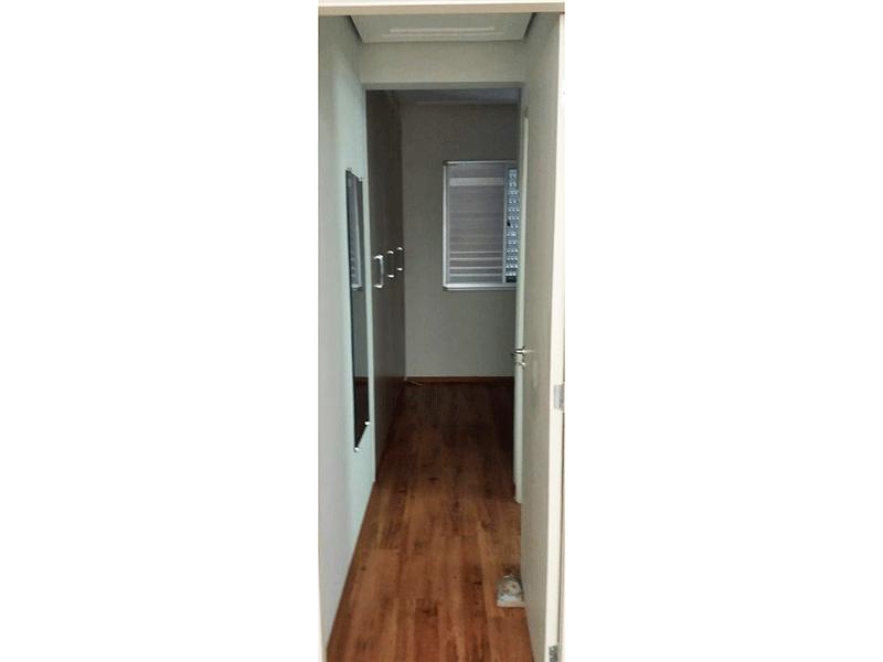 Sacomã, Apartamento Padrão-Corredor.