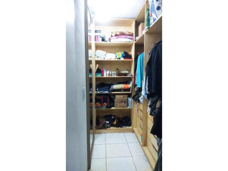 Sacomã, Apartamento Padrão-Closet.