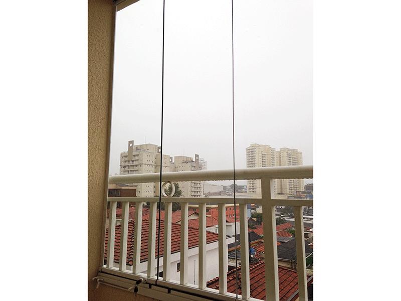 Sacomã, Apartamento Padrão-Varanda envidraçada.